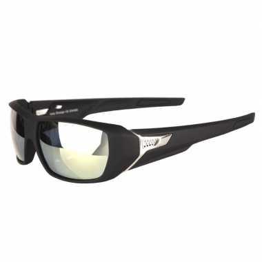 Biker zonnebril sportief