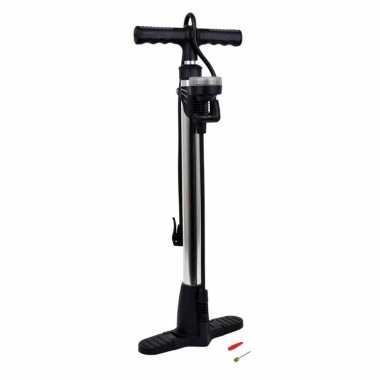Professionele fietspomp met manometer