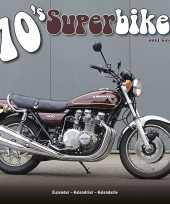 Motor kalender 2021 70s superbikes